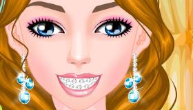 maquillage : Le plus bel appareil dentaire