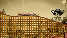 gratuit : Construire un rollercoaster