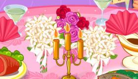 décoration : Jeu de décoration au restaurant - 7