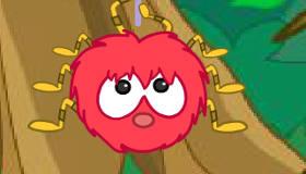 Jeux de fille : Sauve l'araignée
