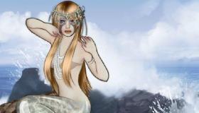 maquillage : Une sirène à relooker