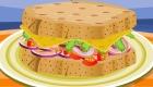 cuisine : Jeu de sandwich à la dinde