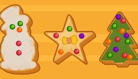 cuisine : Biscuits pour le Père-Noël