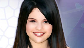jeux stars : Maquille Selena Gomez