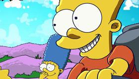 stars : Jeu de Karting des Simpson