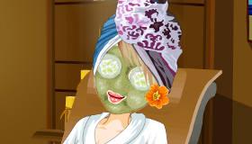 habillage : Habillage au spa - 4