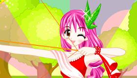 habillage : Stellina, déesse de l'amour