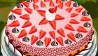 cuisine : Cheesecake à la fraise