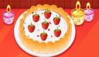 cuisine : Jeu de charlotte aux fraises