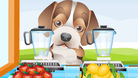 cuisine : Mixe des fruits