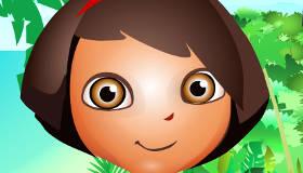 Jeux de fille : Dora, la présentatrice