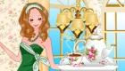 décoration : Jeu de thé pour filles