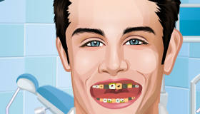 stars : Tomas de Violetta chez le dentiste - 10