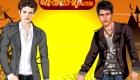 stars : Jeu avec Jacob et Edward de Twilight