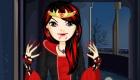 habillage : Habille une fille vampire