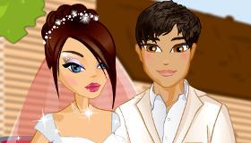 habillage : Jeux d'habillage de mariés