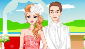 habillage : Un mariage pour la Saint Valentin