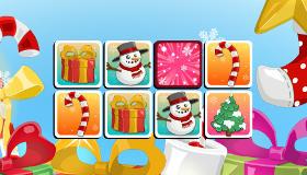 jeux de filles Jeu de mémoire de Noël