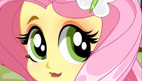 stars : Maquillage de Fluttershy