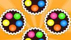 cuisine : Muffin aux Smarties pour un anniversaire
