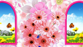 décoration : Décoration de fleurs - 7