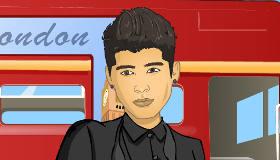 stars : Jeu de Zayn des One Direction - 10