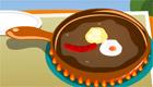 Jeux de fille : Petit déjeuner américain
