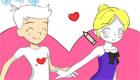 gratuit : Coloriages de St Valentin