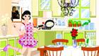 décoration : La cuisine d'Alexandra
