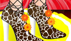 habillage : Chaussures à la mode