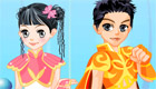 habillage : Jeux de fille manga