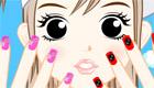 maquillage : La manucure de Carine