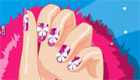 maquillage : Salon de manucure pour filles