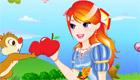 habillage : Princesse Sarah