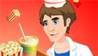 cuisine : Serveuse au cinéma