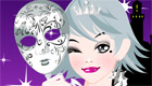 maquillage : Au carnaval avec Sidonie
