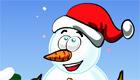 habillage : Le bonhomme de neige