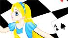 habillage : Alice au pays des merveilles