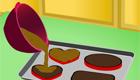 cuisine : Jeu de biscuits délicieux