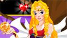 habillage : Une princesse dans la forêt