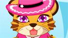 habillage : Un bébé tigre