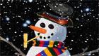 habillage : Spécial Noël - Crée un Bonhomme de neige