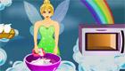 cuisine : Les gâteaux de la fée Clochette