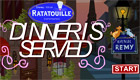 cuisine : Le restaurant de Disney Ratatouille