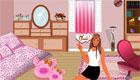 décoration : Une vraie chambre de fille