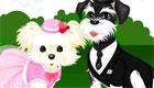 habillage : Un mariage de chiens
