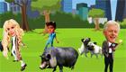 gratuit : Jeu des chiens virtuels