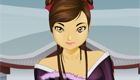 habillage : Jing, la jolie chinoise
