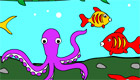 gratuit : Coloriage de la mer