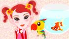 décoration : Des animaux pour une fille